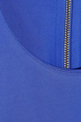 Cut25 Cutout stretch-jersey dress