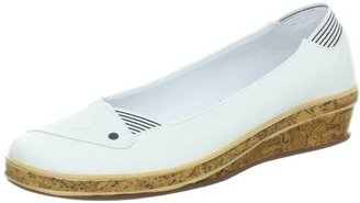 Grasshoppers Women's Shae Wedge Loafer
