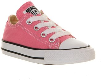 Pink Converse All Star Low | Shop the