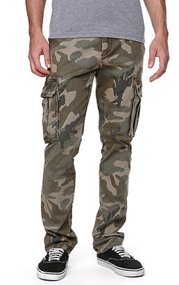 Bullhead Denim Co Dillon Skinny Cargo Camouflage Pants