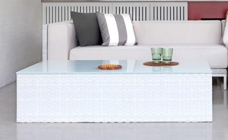 2Modern Harbour Outdoor - Coast Woven Coffee Table
