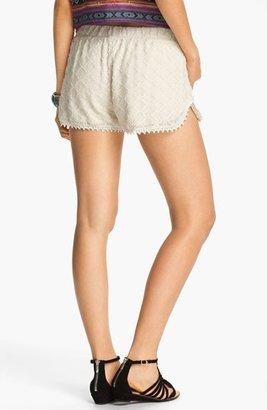Rubbish 'Festival' Lace Shorts (Juniors)