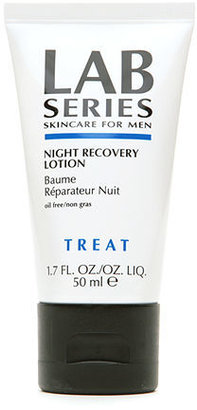 Lab Series Skincare for Men Treat - Night Recovery Lotion 1.7 oz (50 ml)