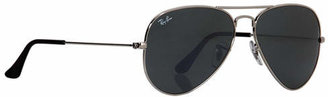 Ray-Ban RB3025 Aviator Large Metal 58mm Sunglasses $175 thestylecure.com
