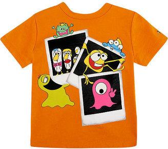 Babies 'R' Us Heidi Klum Truly Scrumptious Boys' Monster Pictures Tee - Orange (Toddler)
