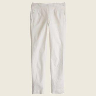 J.Crew Martie pant in bi-stretch cotton