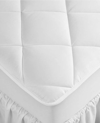 Hotel Collection Extra Deep Twin Mattress Pad, Hypoallergenic, Down Alternative Fill, 500 Thread Count Cotton, Created for Macy's