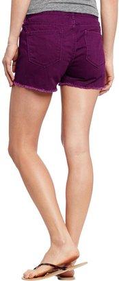 "Old Navy Women's The Diva Denim Shorts (3 1/2"")"