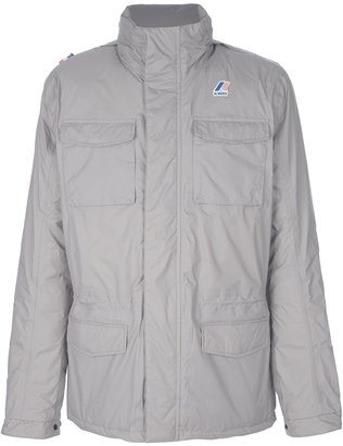 K-Way QUILTED JACKET