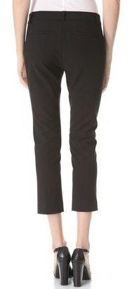 Tibi Anson Colorblock Pants