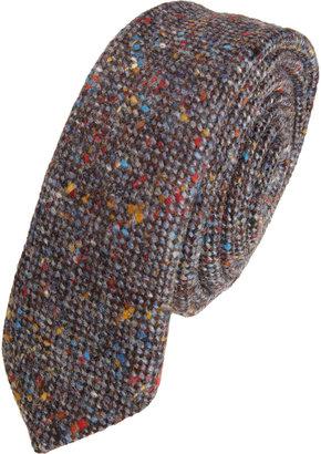 Barneys New York CO-OP Donegal Tweed Tie