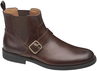 Johnston & Murphy Cardell Buckle Strap Boot