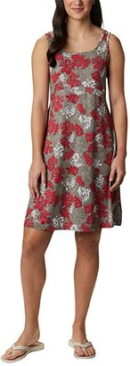 Columbia Freezer III Dress (Black Seaside Swirls) Women's Dress