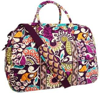 Vera Bradley Luggage Grand Traveler (Plum Crazy) Duffel Bags
