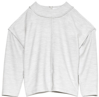 Thakoon Preorder Seamed Pullover Top