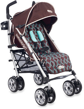 Timi & Leslie babyplanet Fashion Stroller - Sahara Print