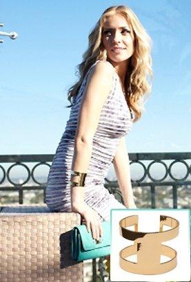 CC Skye Roma Cuff as Seen On Kristin Cavallari