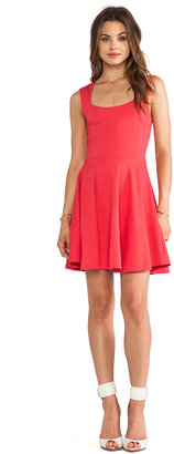 Eight Sixty Cap Sleeve Dress