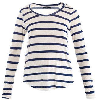 Velvet Stripe T-shirt