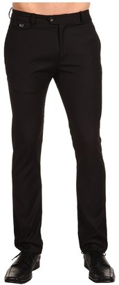 Shades of Grey Slim Fit Suit Pant (Black) - Apparel