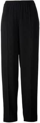 Calvin Klein Collection wide leg trousers