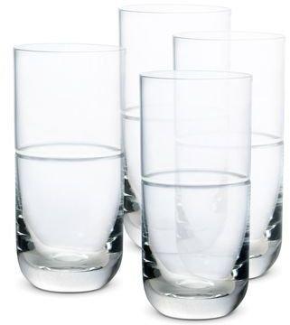 Mikasa Block® Zenith Highball Glasses, Set of 4