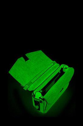 Alexander Wang Glow in The Dark Tri-Fold Shoulder Bag in Glow
