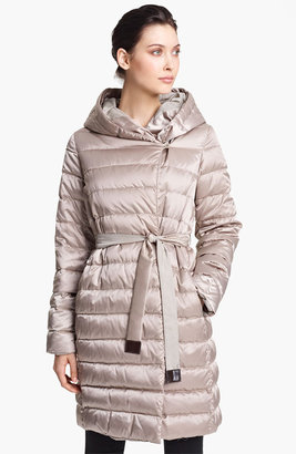 Max Mara Reversible Hooded Coat