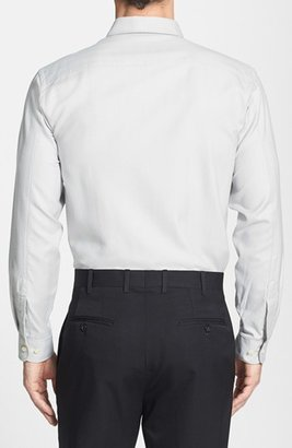 Tommy Bahama 'Harbor Island' Woven Silk & Cotton Sport Shirt