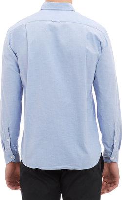 Barneys New York Oxford Cloth Shirt