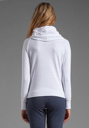 So Low Dancer's Warm-Up Fleece Raglan Pullover