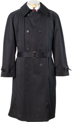 Jos. A. Bank Double-Breasted Raincoat