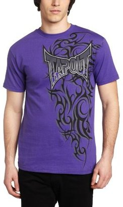 Tapout Men's Spiked Dream Short Sleeve Tee