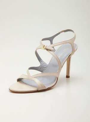 Sergio Rossi High Heeled Strappy Sandal