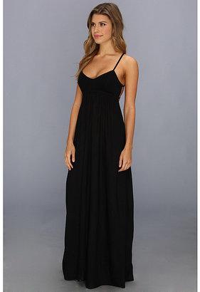 RVCA Carbon Ribs Maxi Dress