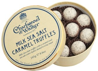 Charbonnel et Walker Milk Chocolate Sea Salt Caramel Truffles 240g