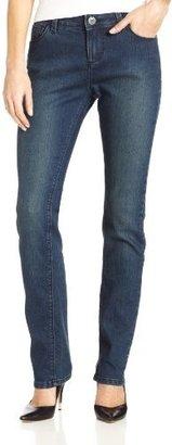 Lee Women's Perfect Fit Greer Slim Illusion Skinny Jean