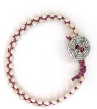 Athleta Glass Weave Bracelet by Bronwen