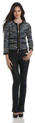 Juicy Couture Women's Clara Tweed Jacket
