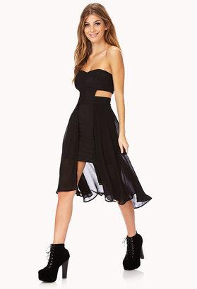 Forever 21 Daring High-Low Dress