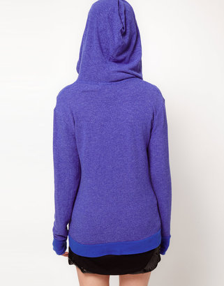 Wildfox Couture Skool Sucks Hooded Sweater
