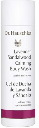 Dr. Hauschka Skin Care Lavender Sandalwood Calming Body Wash by 6.8oz Body Wash)