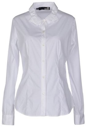 Love Moschino Long sleeve shirt