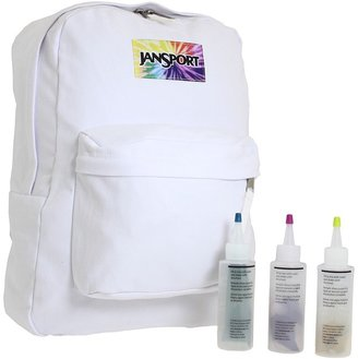 JanSport To Dye For (White Tie Dye) - Bags and Luggage
