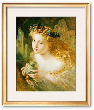 """Art.com Fairy"""" Framed Art Print by Sophie Gengembre Anderson"""