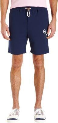 Thom Grey. Drawstring Waist Sweat Shorts