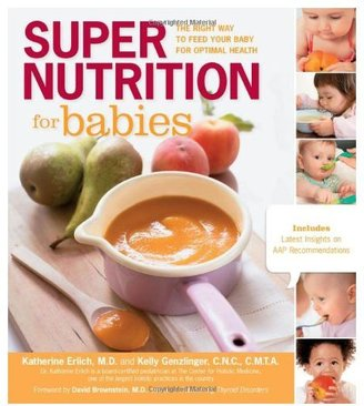 Fair Winds Press Super Nutrition for Babies