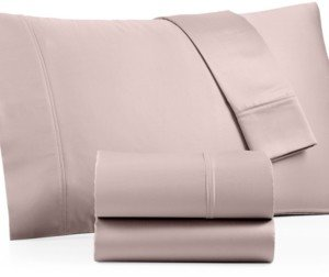 Westport Simply Cool California King 4-Pc Sheet Set, 600 Thread Count Tencel Bedding