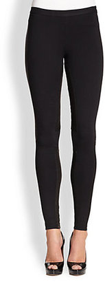 Saks Fifth Avenue Collection Combo Leggings