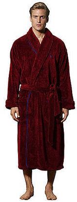 Polo Ralph Lauren Fleece Shawl-Collar Robe